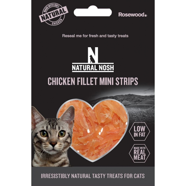 Natural Nosh Cat Treats