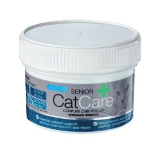 Natural VetCare CatCare Ageing Supplement