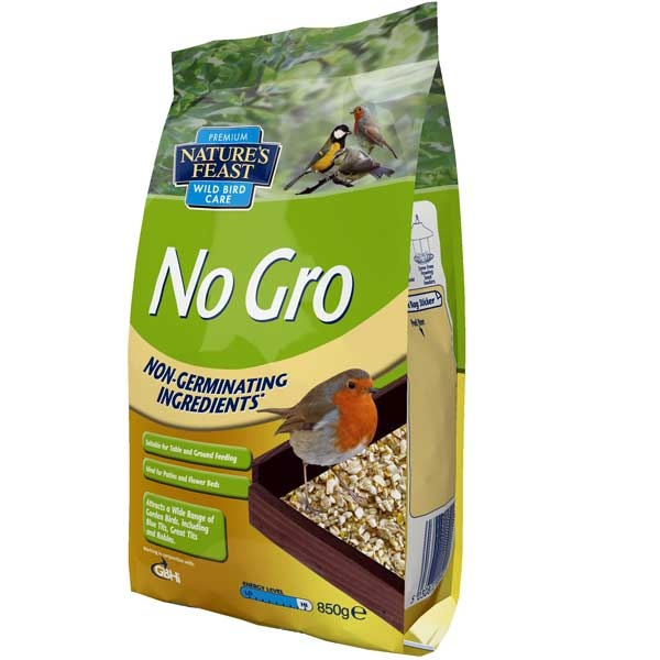 Nature's Feast No Gro Wild Bird Food