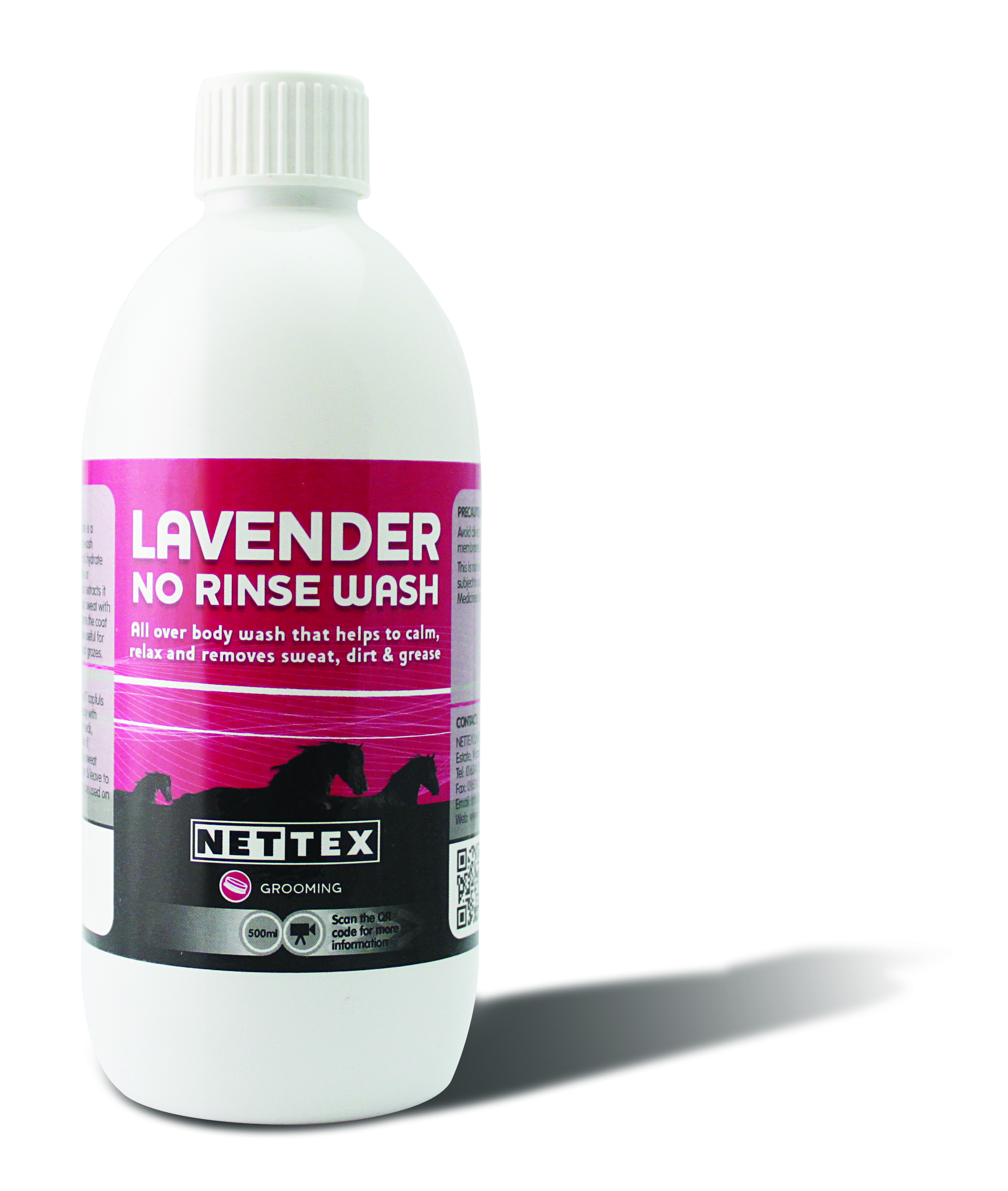 Net-Tex Lavender No-Rinse Wash for Horses