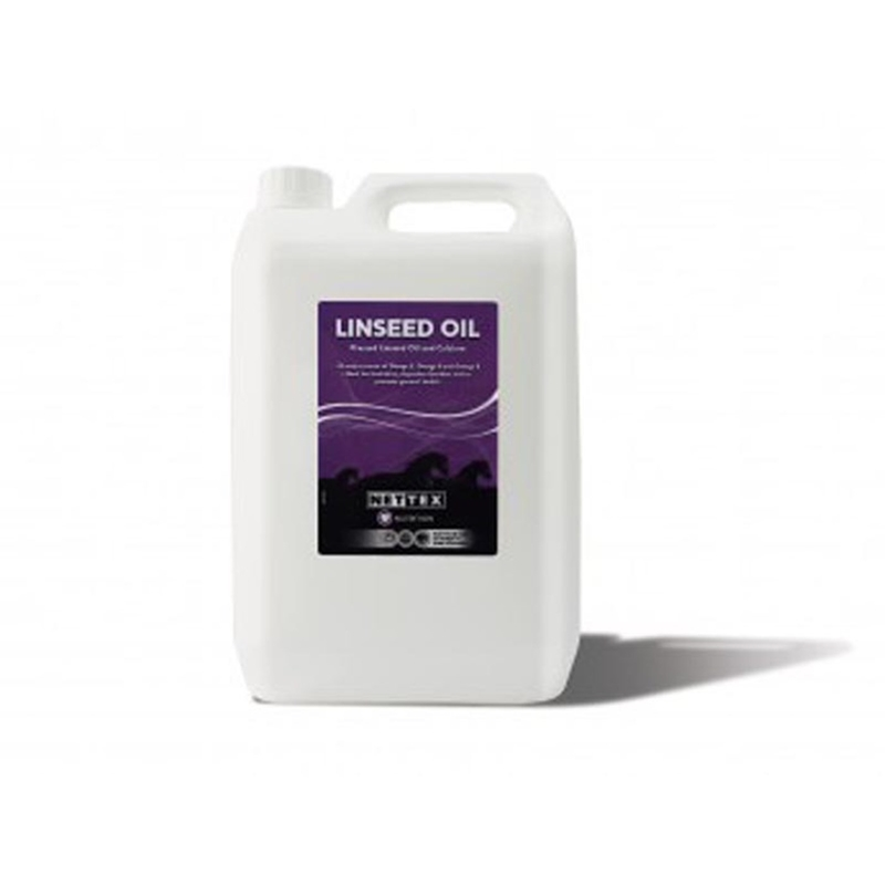 Net-Tex Linseed Oil for Horses