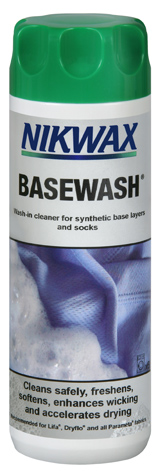 Nikwax BaseWash Cleaner & Conditioner