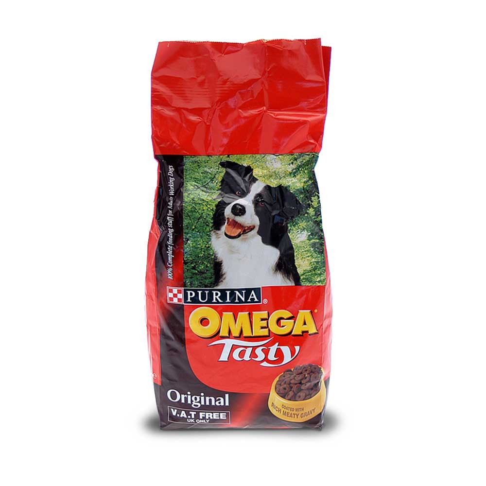 Dry Dog Food For Working Dogs