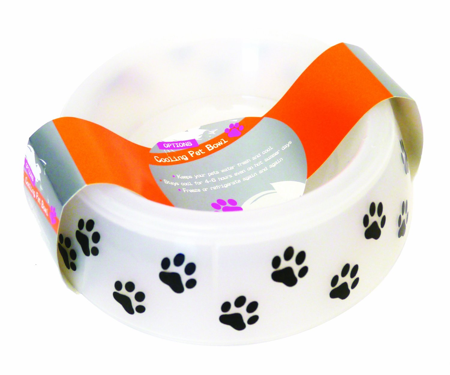 Options Travel Cooling Dog Bowl