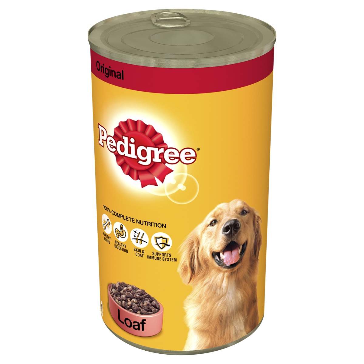 Pedigree Adult Original in Loaf Dog Food