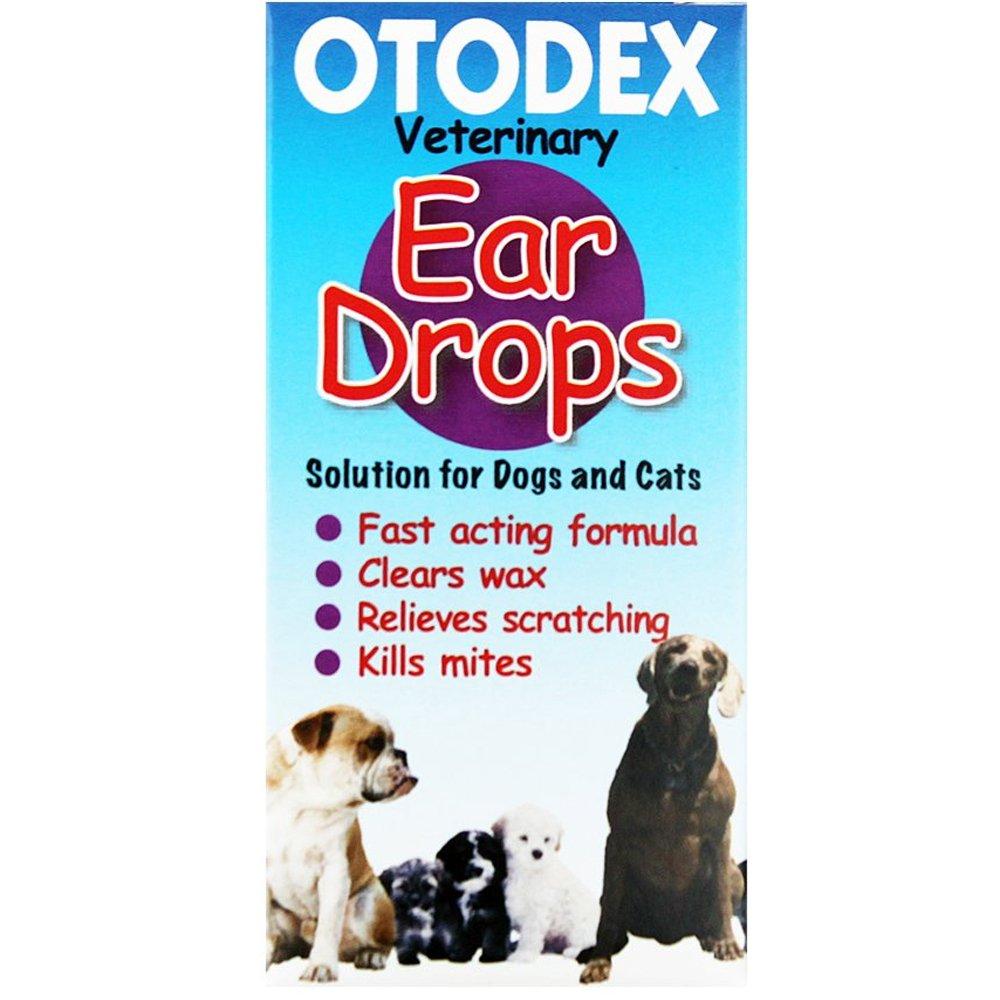 Otodex Ear Drops Cats