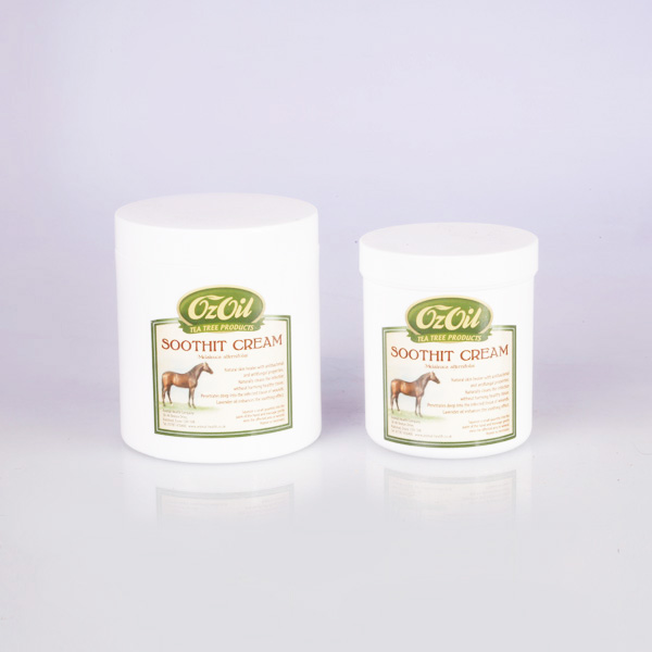 Oz Oil Soothit Cream for Horses