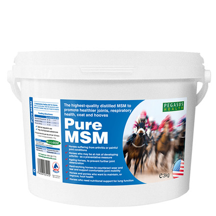 Pegasus Pure MSM for Horses