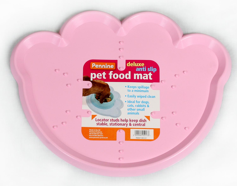 Pennine Deluxe Anti Slip Dog Food Mat