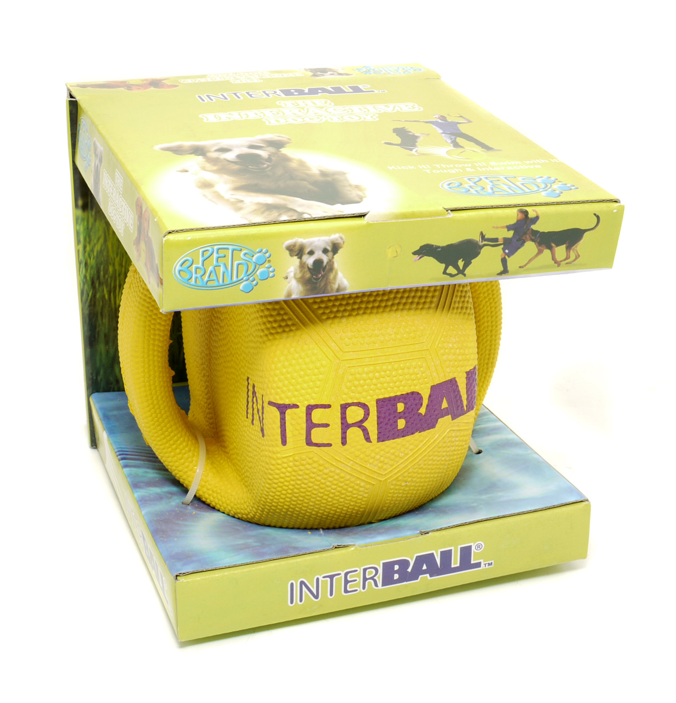 Pet Brands Interball Dog Toy