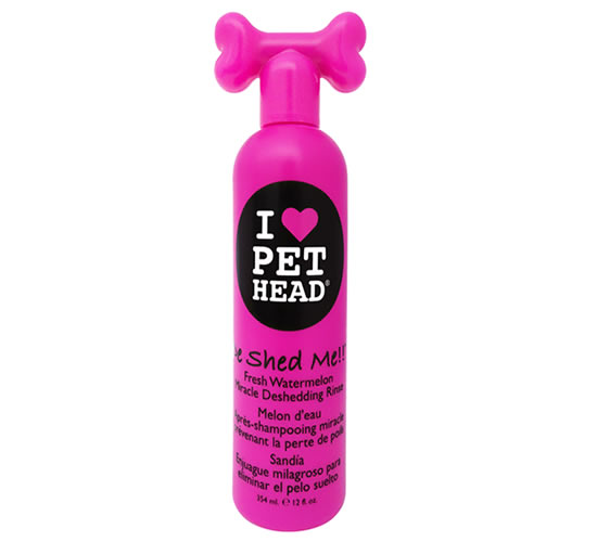 Pet Head De Shed Me Miracle Deshedding Rinse for Dogs