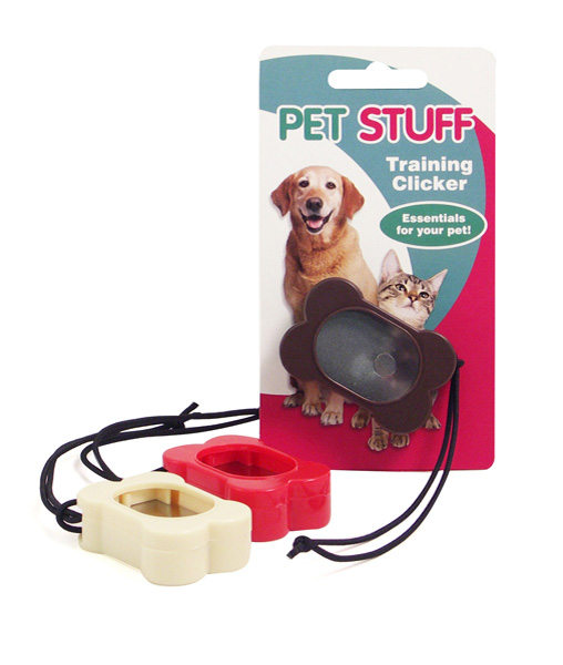 Pet Stuff Training Clicker