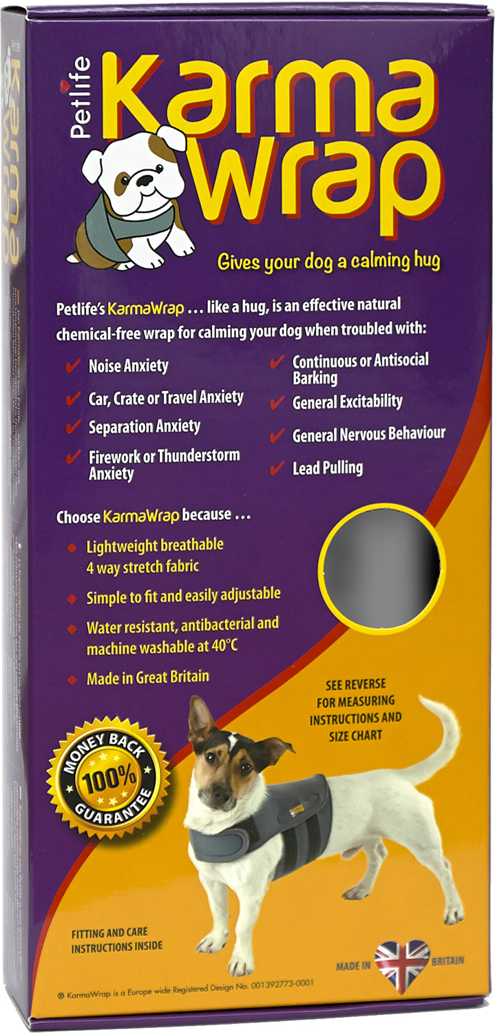 Petlife KarmaWrap for Dog Anxiety