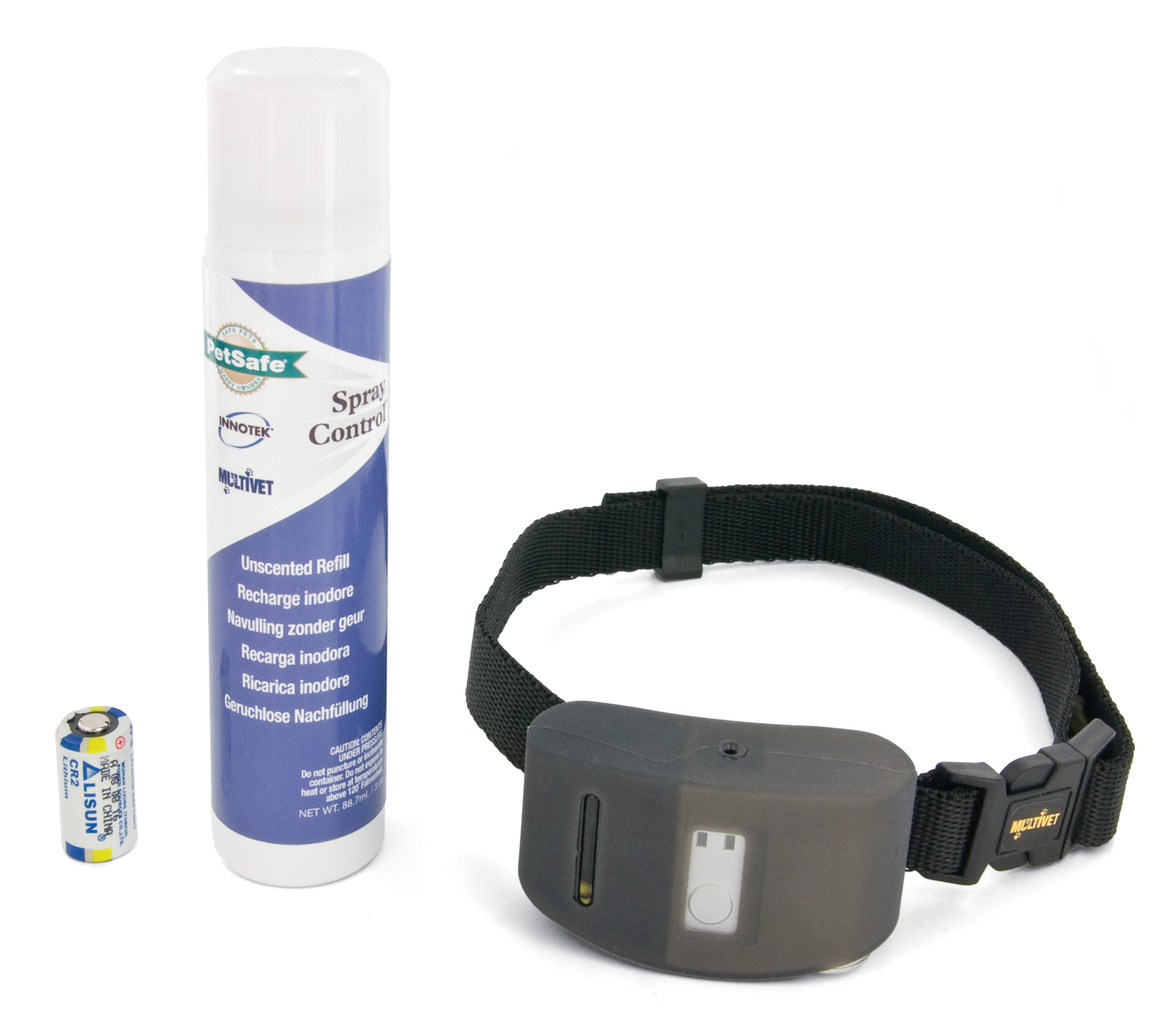 PetSafe Deluxe Anti Bark Spray Collar