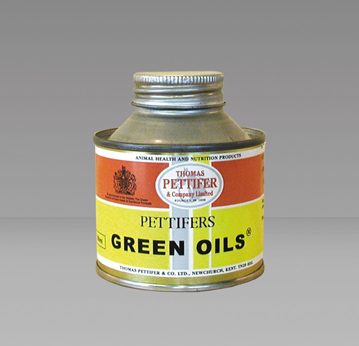 Pettifers Green Oils for Horses
