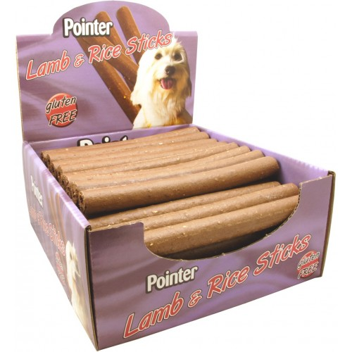 Pointer Lamb & Rice Sticks Pack