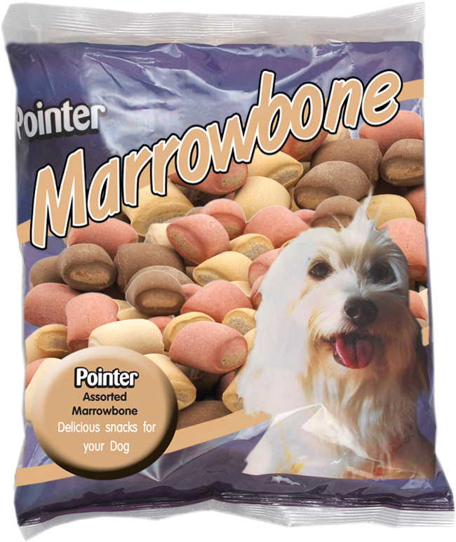 Pointer Marrowbone Biscuit Dog Treats