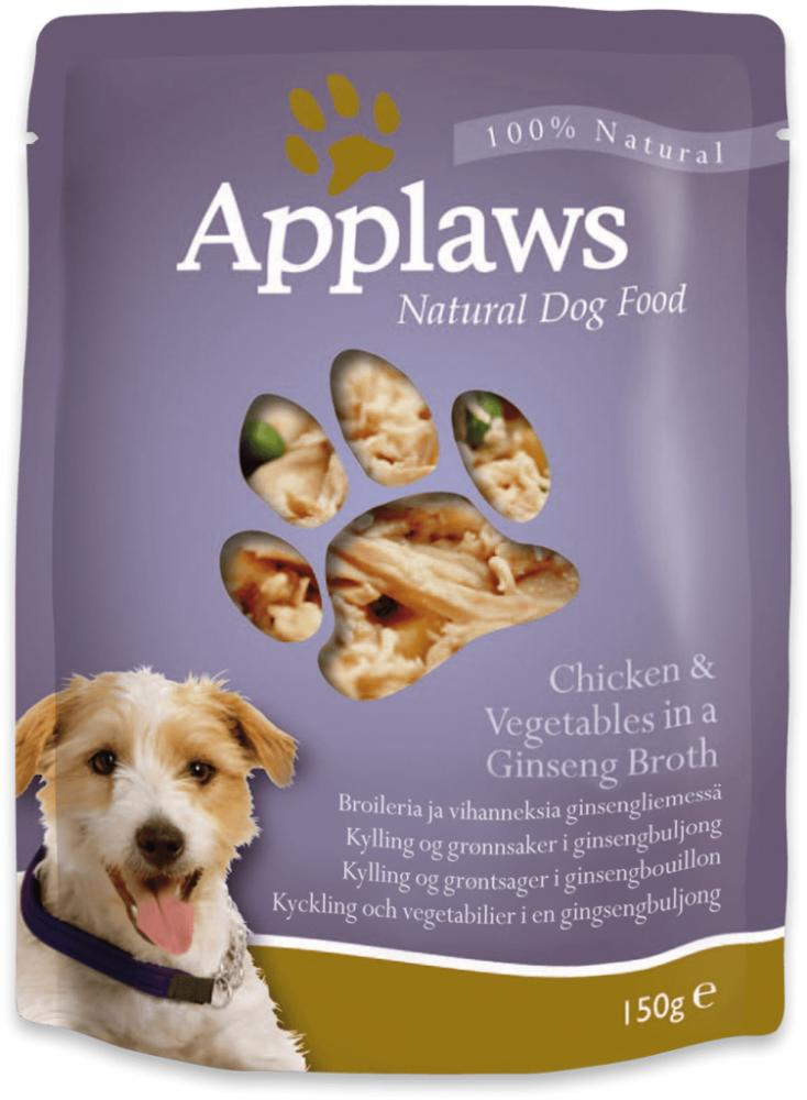 Applaws Pouches Dog Food