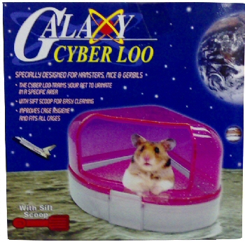 PPI Galaxy Cyber Loo for Small Animals