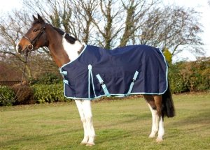 ProTack Turnout Rug Lightweight 600D