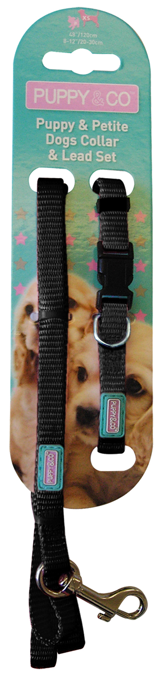 Puppy & Co Puppy Collar & Lead Set