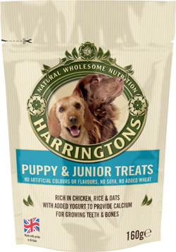 Harringtons Puppy & Junior Dog Treats