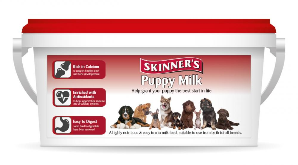 Skinner's Puppy Milk Powder