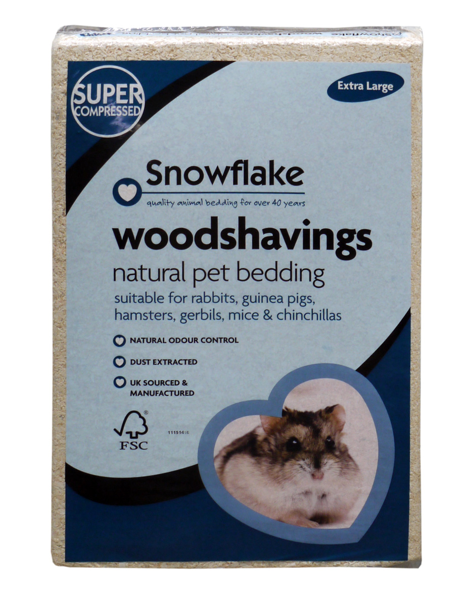 R plevin sons snowflake woodshavings for small animals