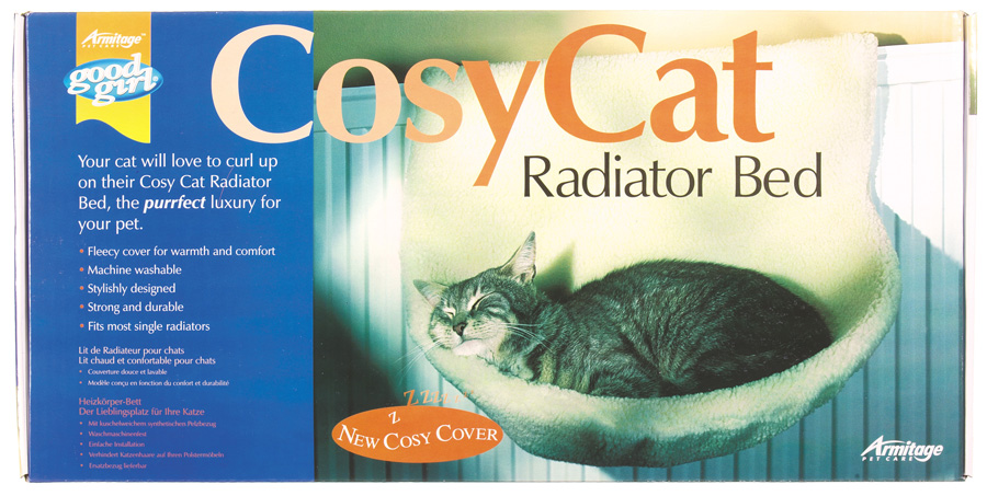 Ancol Radiator Cat Beds/ Hammocks