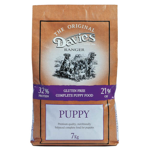 Davies Ranger Puppy Complete Dog Food