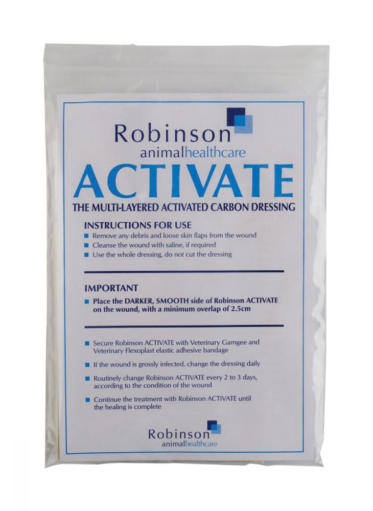 Robinson Activate Wound Dressing