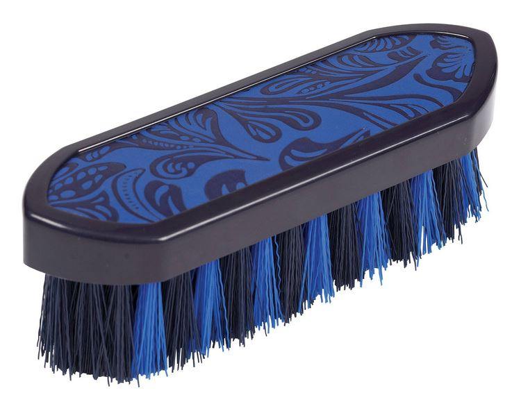 Roma Equi Leather Back Soft Touch Dandy Brush