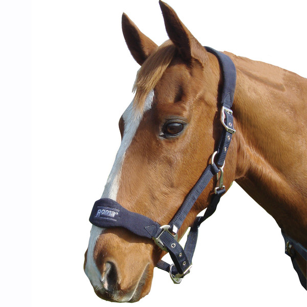 Roma Fleece Shaped Headcollar