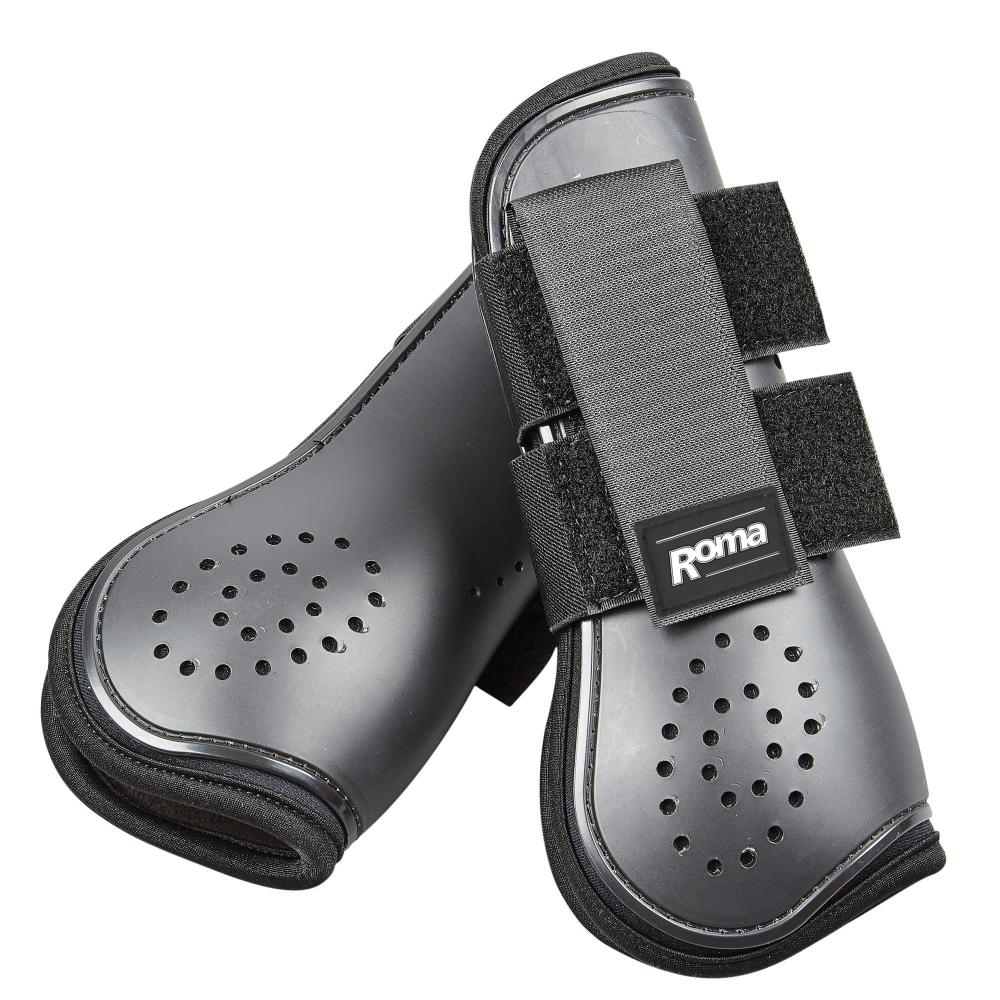 Roma Open Front Vent Boots