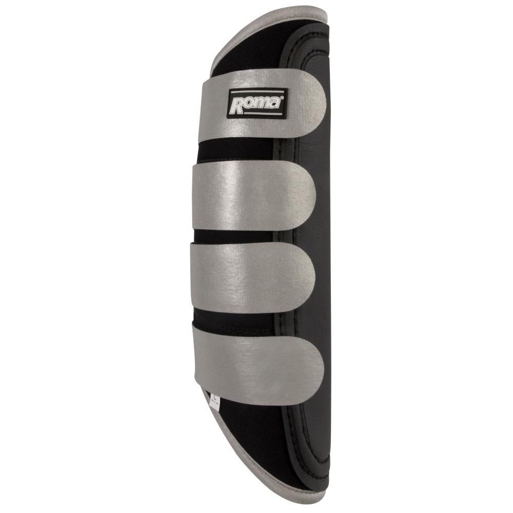 Roma Reflective Brushing Boots