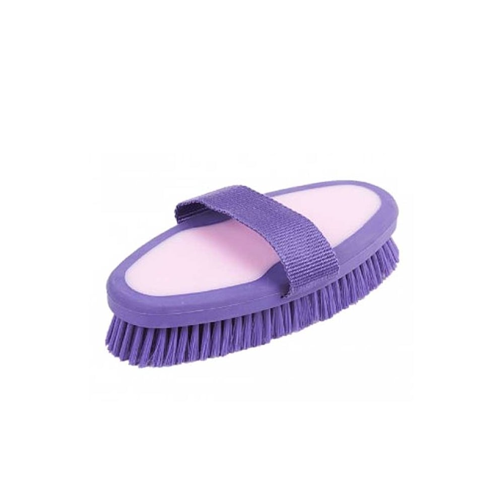Roma Two Tone Plastic Body Brush
