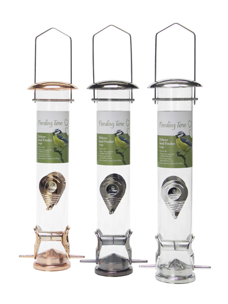 Rosewood Feeding Time Deluxe Seed Feeder