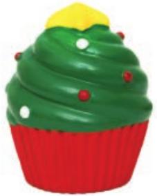 Rosewood Latex Christmas Cupcakes