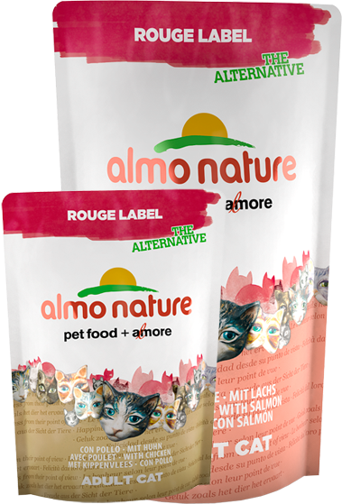 Almo Nature Rouge Label Cat Food