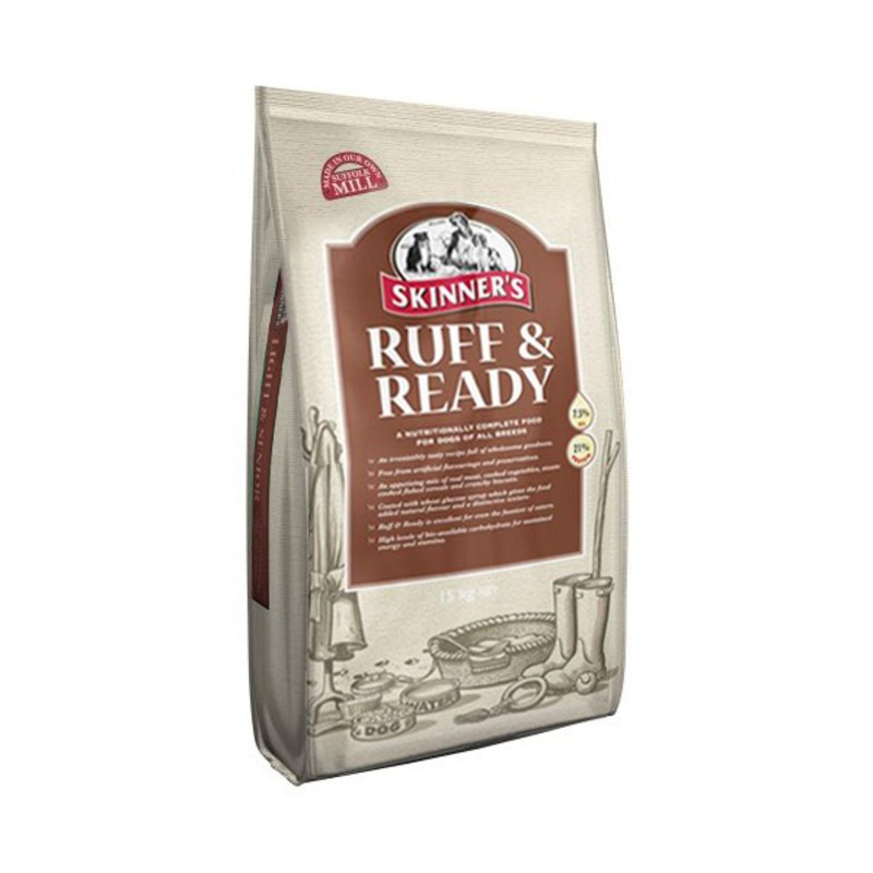 Skinners Ruff And Ready Dog Food Review