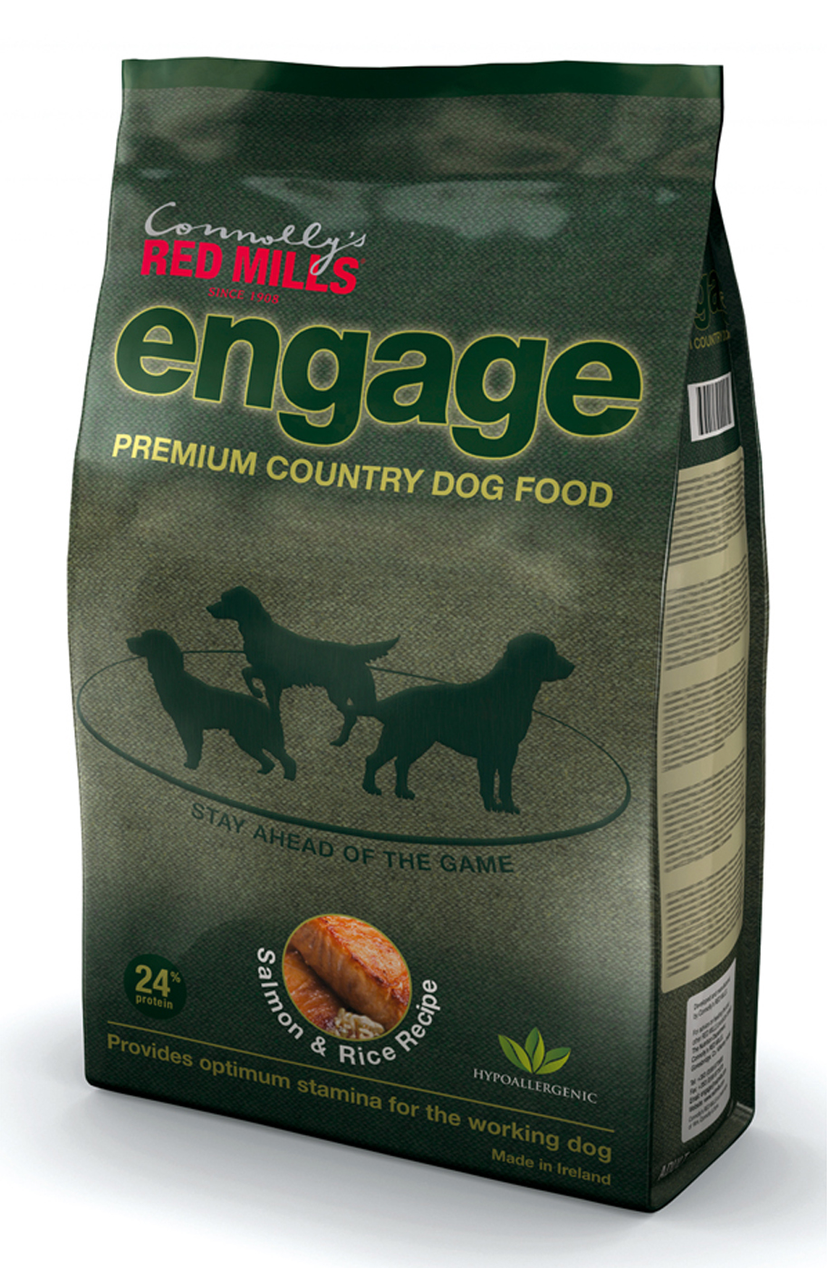 Connolly's Red Mills Engage Salmon & Rice Dog Food
