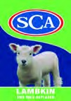 SCA Lambkin Ewe Milk Replacer
