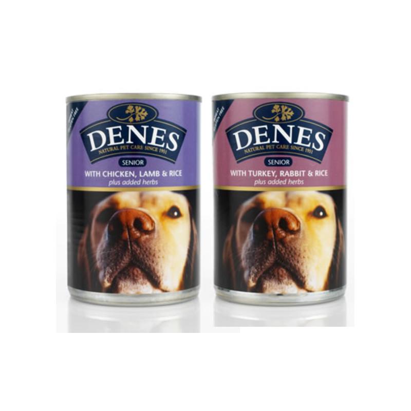 Denes Senior Canned Dog Food