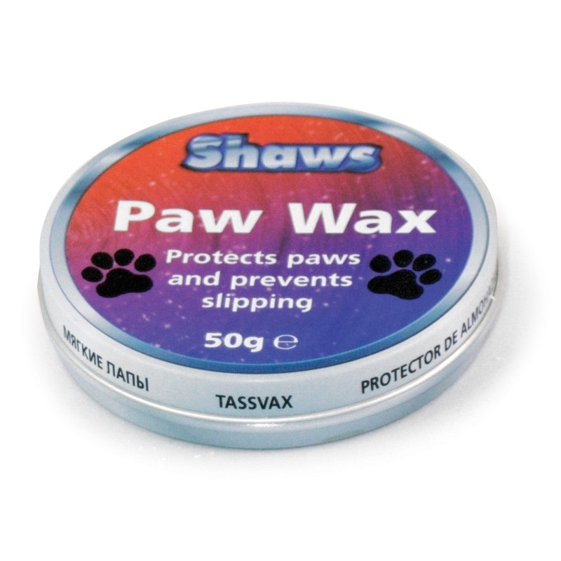 Shaws Paw Wax (Prevents Slipping) for Dogs