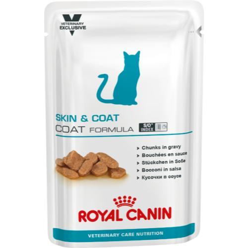 royal canin feline vet care nutrition skin coat formula cat food. Black Bedroom Furniture Sets. Home Design Ideas