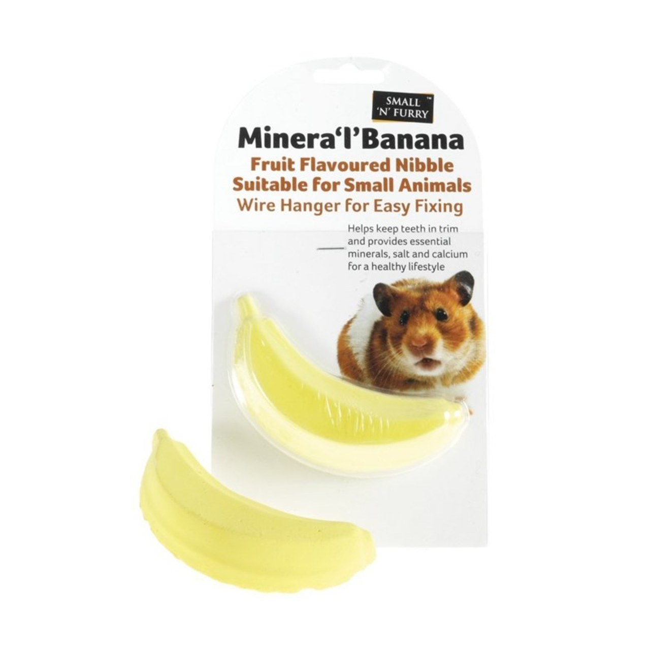 Small 'N' Furry Minera 'l' Chew for Small Amimals