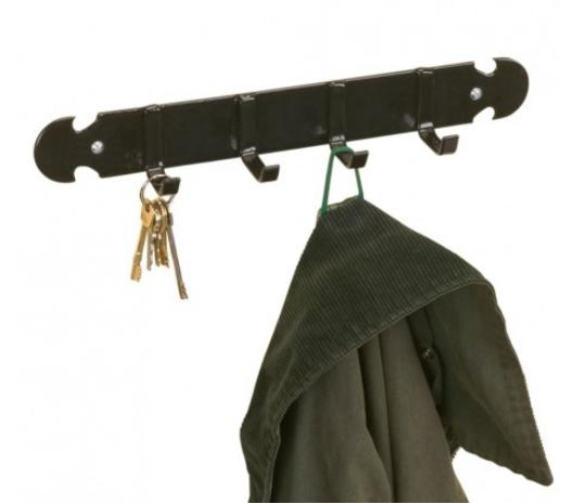 Stubbs Coat and Key Rack