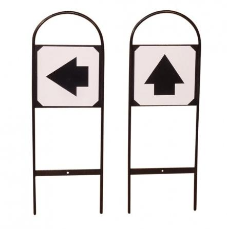 Stubbs Direction Marker Signs