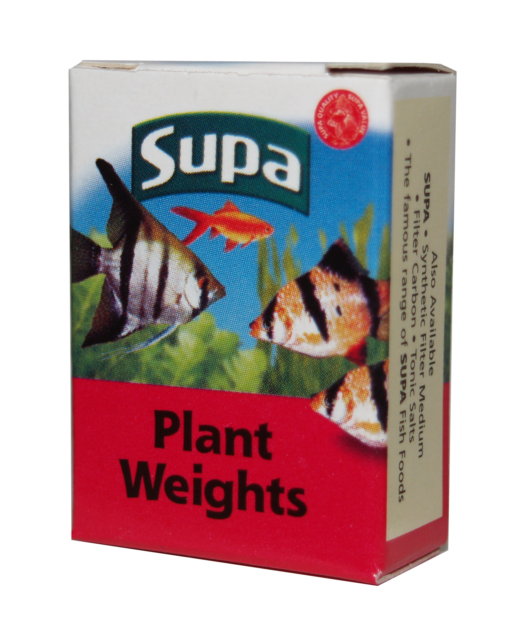 Supa Plant Weights for Aquariums