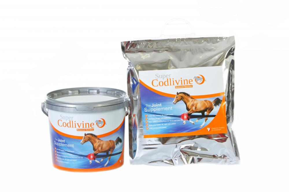 Super Codlivine Joint Supplement for Horses